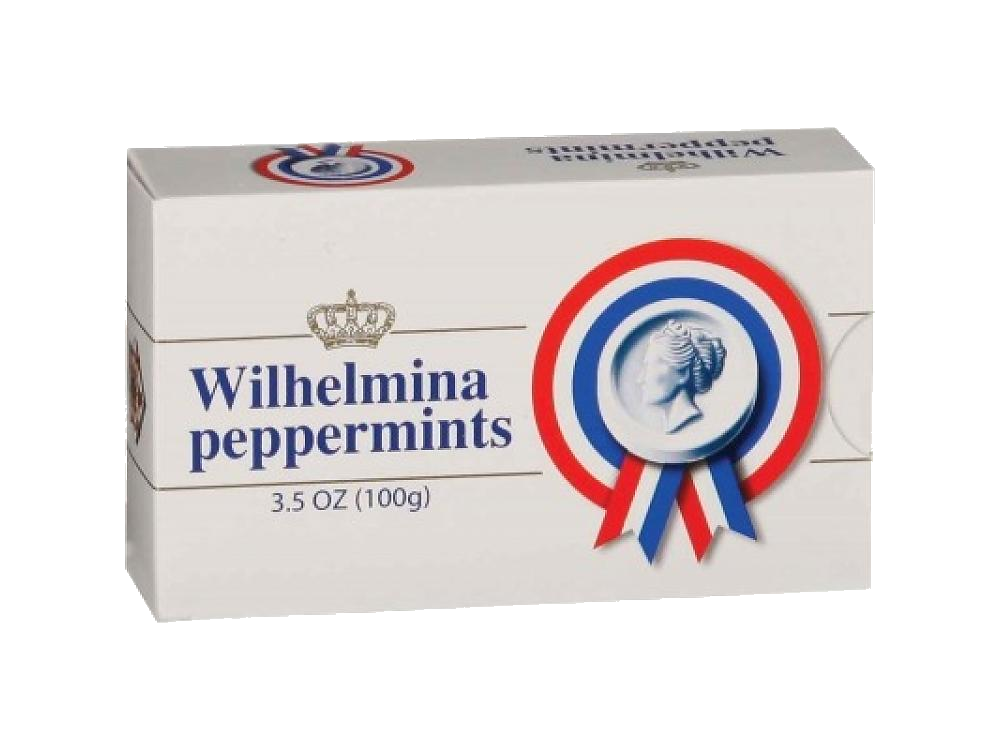 Wilhelmina Peppermint Travel Box