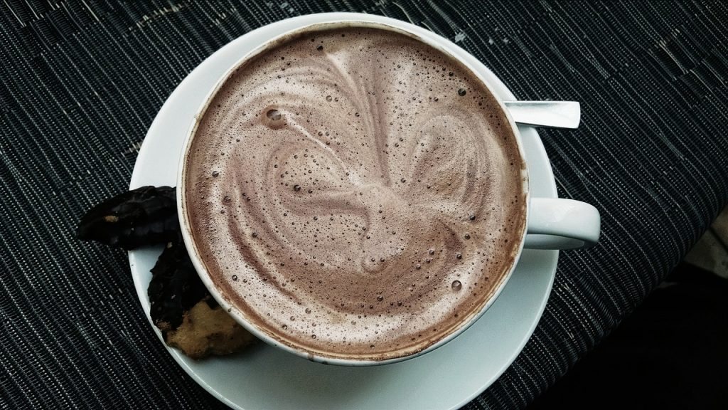 Cup o' Hot Chocolate
