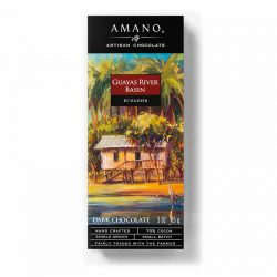 Amano Guayas River Basin 70% Dark Chocolate Bar