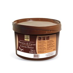 Cacao Barry 100% Pure Cocoa Butter Discs