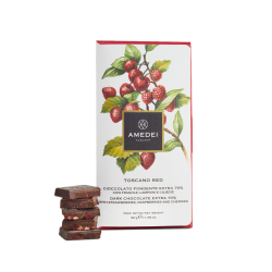 Amedei Toscano Red 70% Dark Chocolate Bar