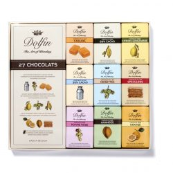 Dolfin Assorted Chocolate Selection, 27 Piece