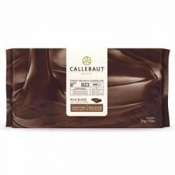Callebaut 823 33.6% Milk Chocolate Baking Block