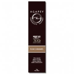 Agapey 70% Rum Caramel Dark Chocolate