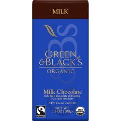 Green & Black's 34% Milk Chocolate Bar