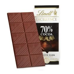 Lindt Excellence 70% Dark Chocolate Bar