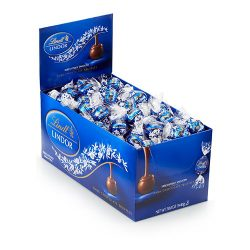 Lindt LINDOR Dark Chocolate Truffle Box - 120-Count