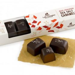 Lake Champlain 7-Piece Dark Chocolate Sea Salt Caramels