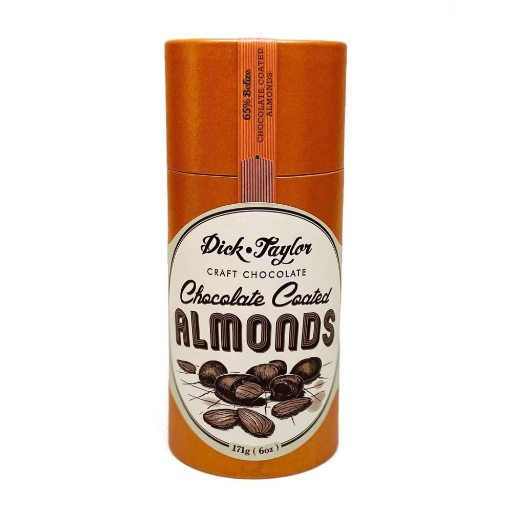 Dick Taylor Chocolate Covered Almonds (Pandemic Edition)