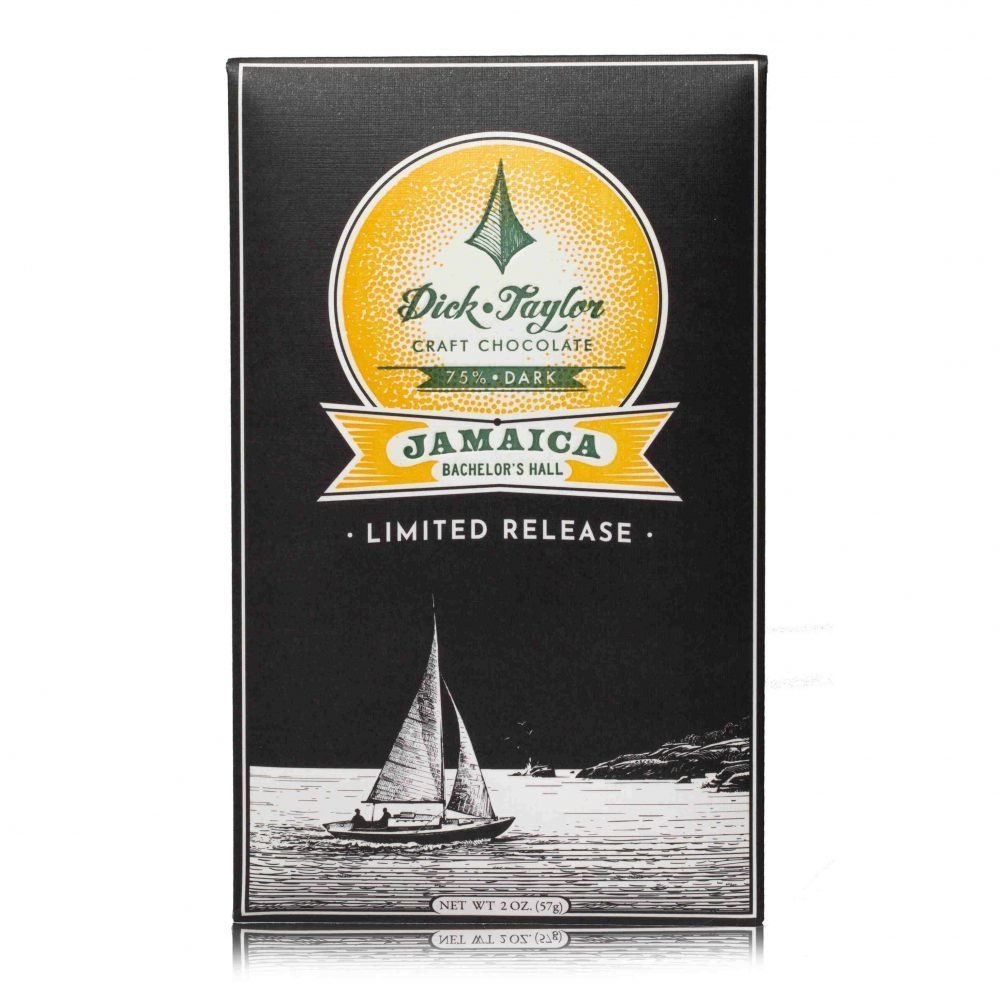 Dick Taylor Limited Release Jamaica 75% Dark Chocolate Bar