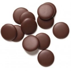 Guittard Madagascar 64% Dark Couverture Chocolate Wafers