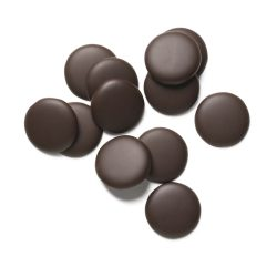 Guittard Minuit 100% Unsweetened Dark Couverture Chocolate Wafers