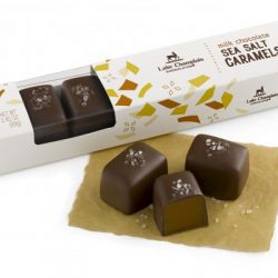 Lake Champlain 7-Piece Milk Chocolate Sea Salt Caramels