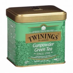Twinings Gunpowder Green Tea Tin