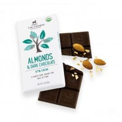 Lake Champlain Chocolates® 57% Dark Chocolate Bar with Almonds