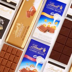 Lindt Chocolate Bars