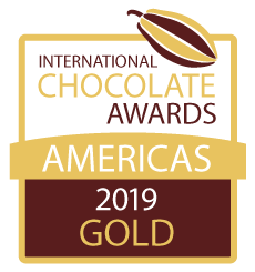 Special Reserve 100% Cacao InternationalChoc2019-gold