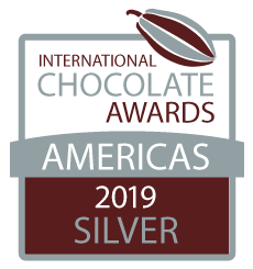 Special Reserve 100% Cacao InternationalChoc2019-silver