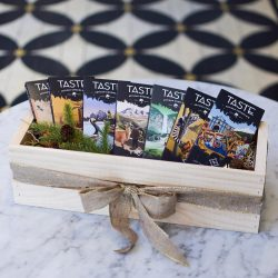 Taste Artisan Chocolate Bar Display