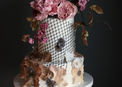 sugar alkymi workshop wedding cake
