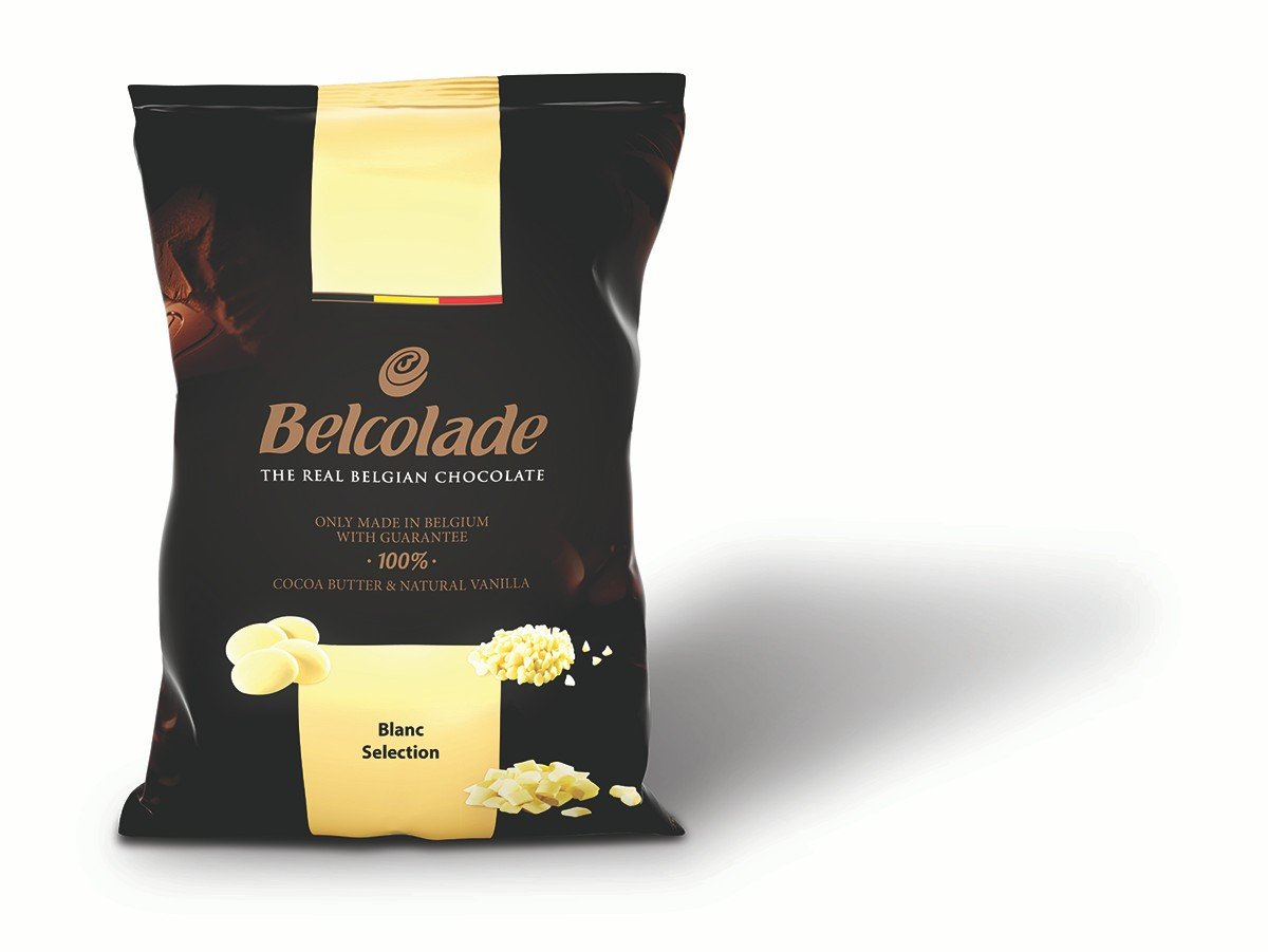 Belcolade Blanc Selection 28% White Chocolate