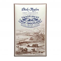 Dick Taylor 55% Milk Chocolate Bar with Hazelnuts