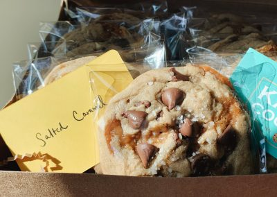 Kali's Cookies NH Salted Caramel Cookie Wrapper-min