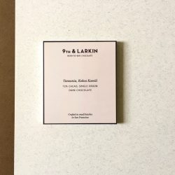 9th & Larkin Kokoa Kamili Tanzania 72% Mini Dark Chocolate Bar-min