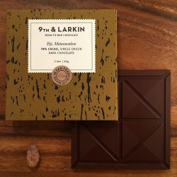 9th & Larkin Matasawalevu Fiji 74% Dark Chocolate Bar-min