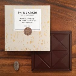9th & Larkin Wampusirpi Honduras 72% Dark Chocolate Bar-min