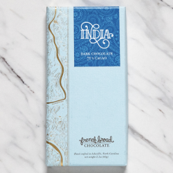 French Broad India 71% Dark Chocolate Bar