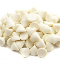 Guittard 4000 Count Creamy White Cookie Drops