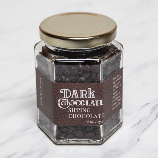 French Broad Dark Chocolate Sipping Chocolate