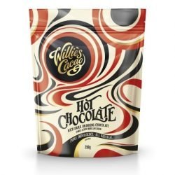 Willie's Cacao Medellin Colombia Rich Dark Drinking Chocolate