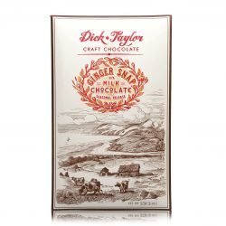 Dick Taylor Ginger Snap 55% Milk Chocolate Bar-min