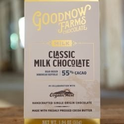 Goodnow Farms 55% Classic Milk Chocolate Bar
