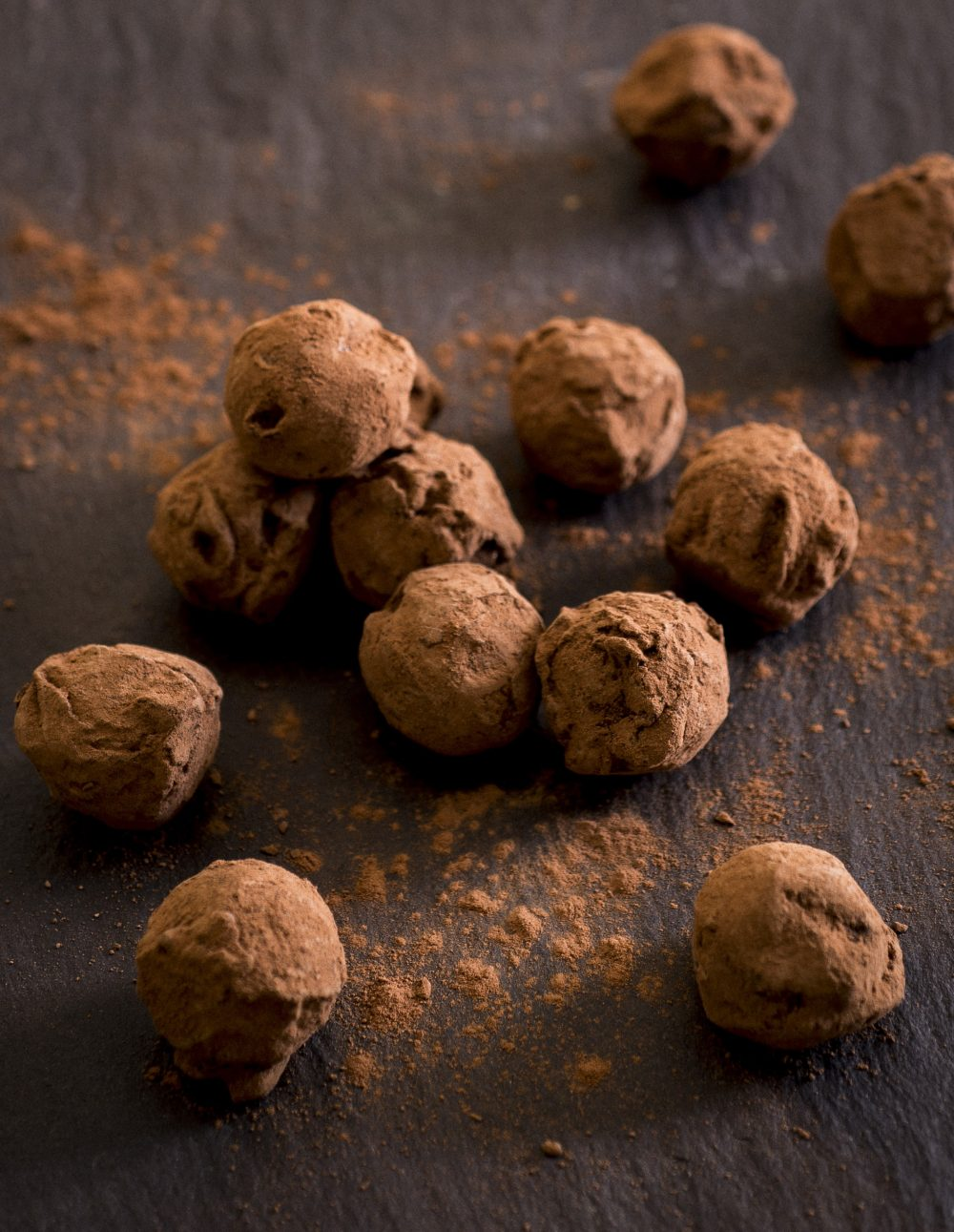 Willie's Cacao Chocolate Truffles Lifestyle-min