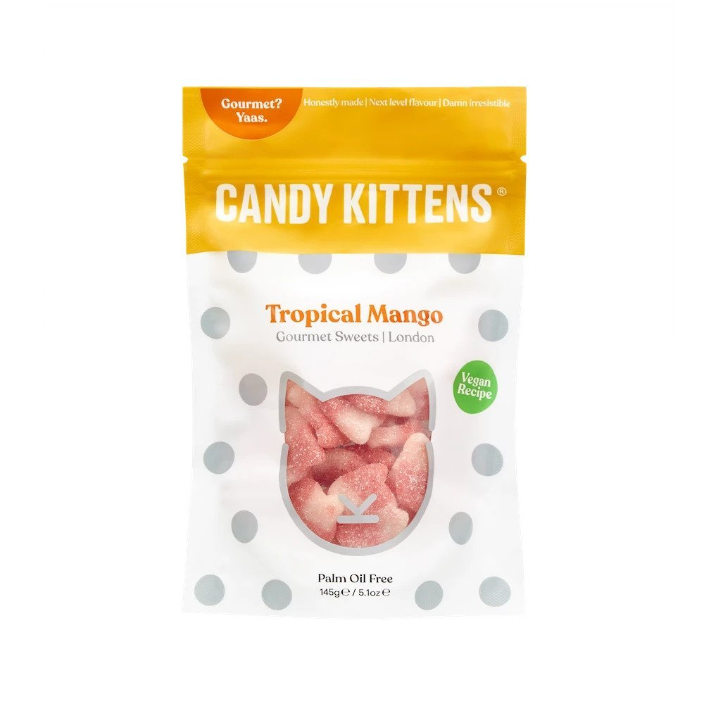 Candy Kittens Tropical Mango Gourmet Sweets