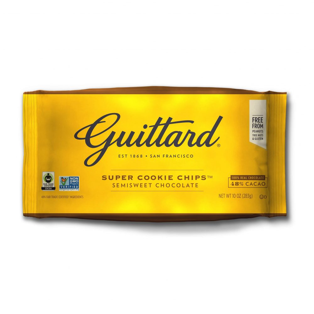 Guittard 48% Semisweet Super Cookie Chips™-min
