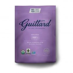 Guittard Organic 38% Milk Couverture Chocolate Wafers