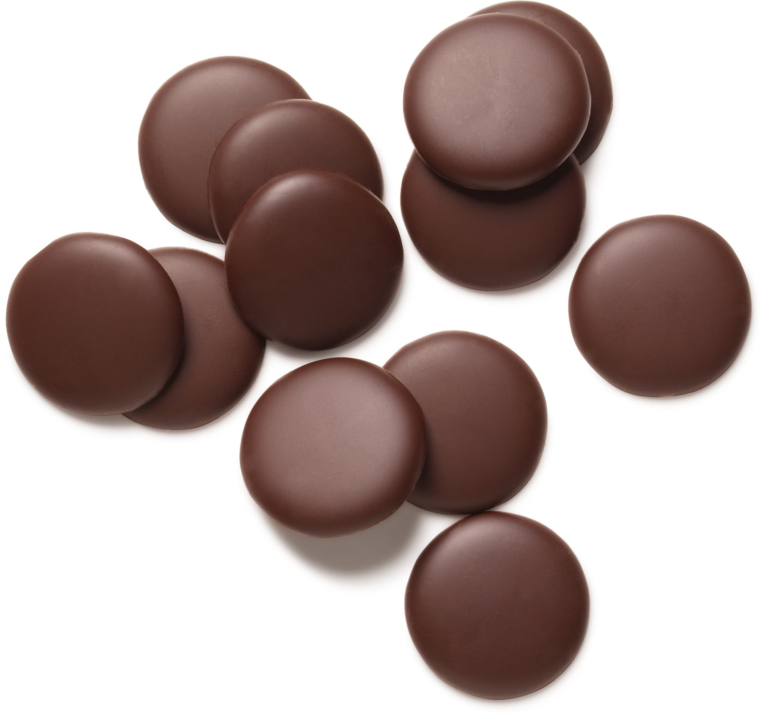 Guittard Sugar Free Dark Couverture Chocolate Wafers