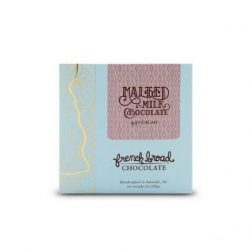 French Broad Mini Malted 44% Milk Chocolate Bar