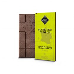 Michel Cluizel El Jardín 69% Dark Chocolate Bar