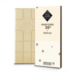 Michel Cluizel Grand Ivoire 36% White Chocolate Bar