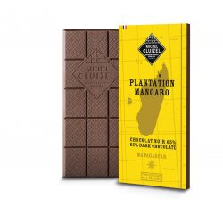 Michel Cluizel Mangaro 65% Dark Chocolate Bar