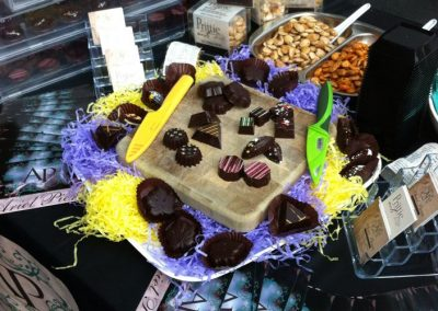 prittie assorted chocolates and nuts