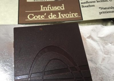 prittie infused chocolate